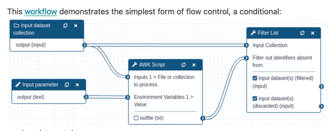 Flow Control: Conditional