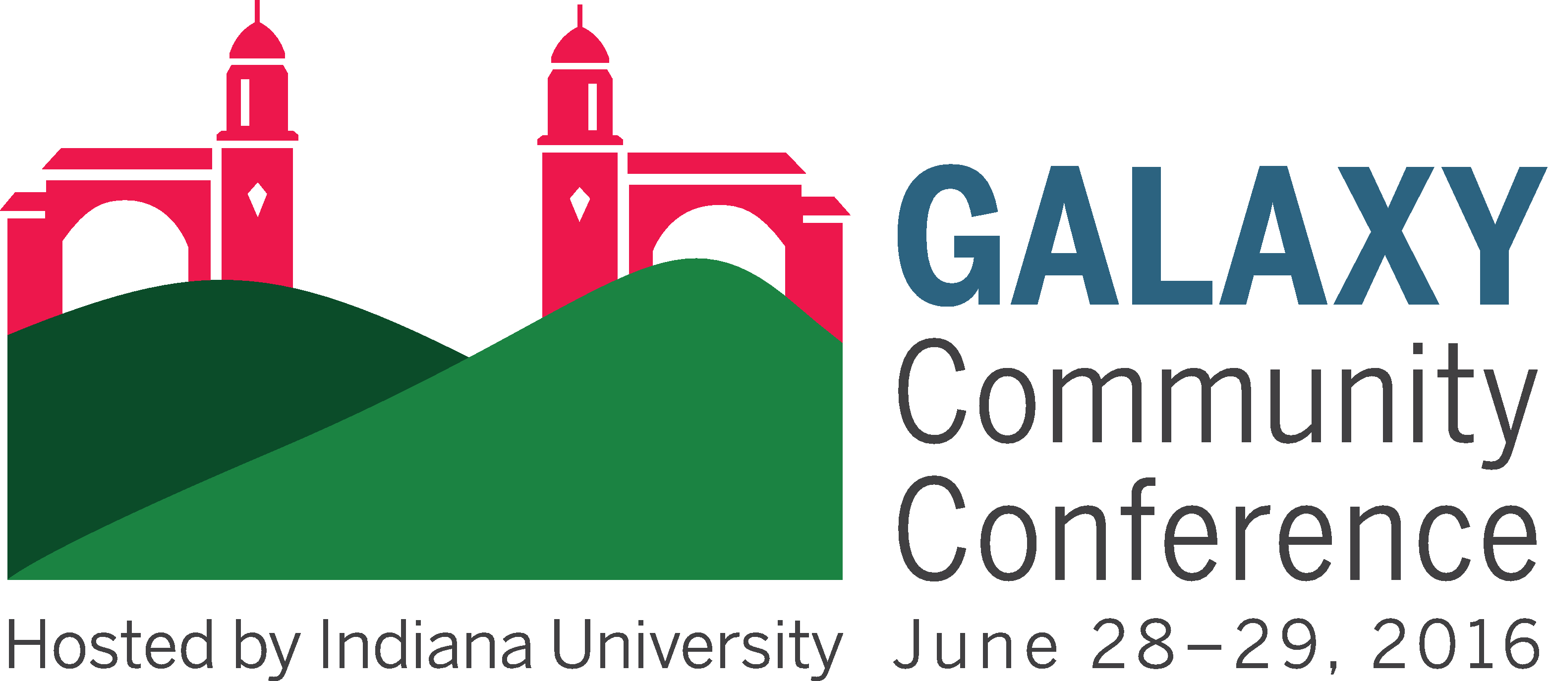 2016 Galaxy Community Conference (GCC2016)