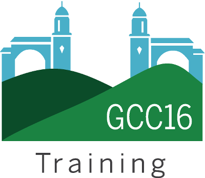 GCC2016 Training