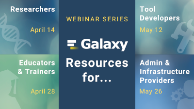 Galaxy Resources for You Webinars