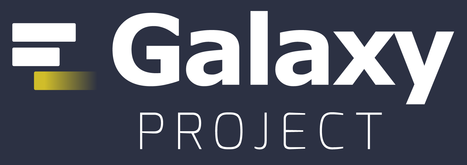 Updated Galaxy Project Logo