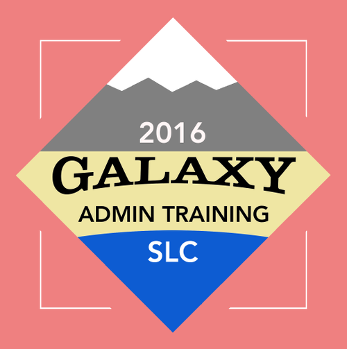 Galaxy Project Admin Training