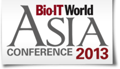 Bio-IT World Asia 2013