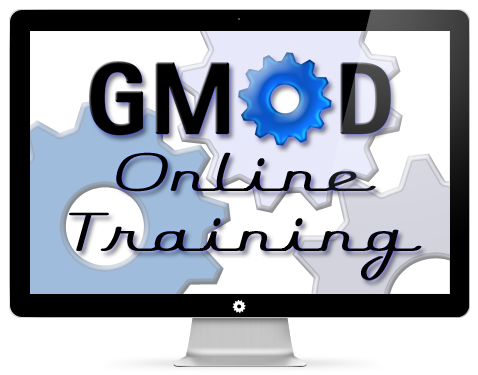 GMOD Online Training