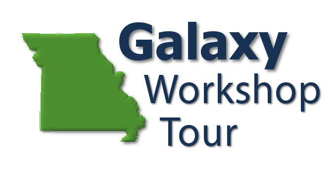 Missouri Galaxy Workshop Tour 2013