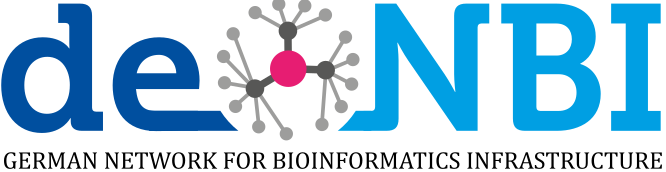de.NBI :the German Network for Bioinformatics Infrastructure