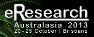 eResearch Australasia 2013