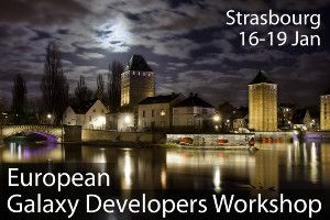 European Galaxy Developer Workshop