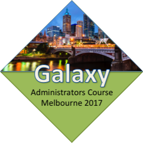 Galaxy Administrator Training Course