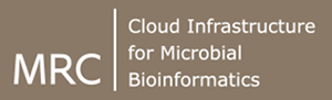 MRC CLIMB (Cloud infrastructure for Microbial Bioinformatics