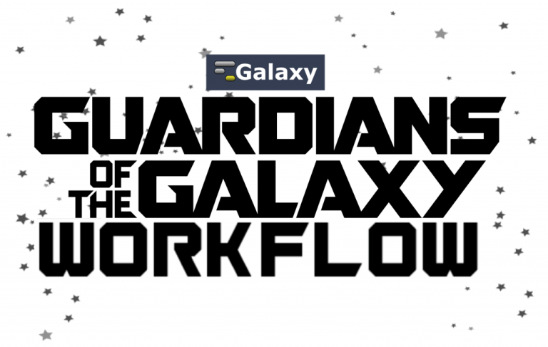 Guardians of the Galaxy Workflow