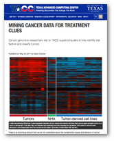 Mining cancer data for treatment clues