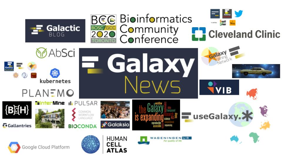 August 2019 Galactic News
