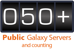 50+ Public Galaxy Servers that will not be affected by this outage